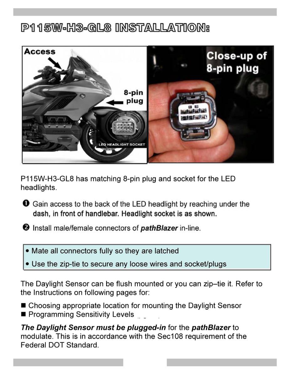 GL-8 Install