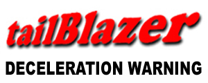 tailBlazerDeceleration Warning